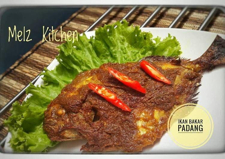 Resep Ikan Bakar Padang Oleh Melz Kitchen Resep Ikan Bakar Resep Ikan Bakar Resep Ikan