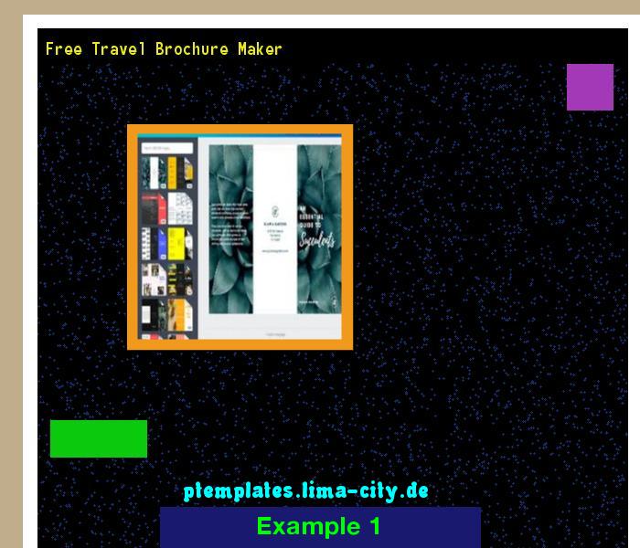 Free travel brochure maker powerpoint templates 133923 the best free travel brochure maker powerpoint templates 133923 the best image search toneelgroepblik Gallery