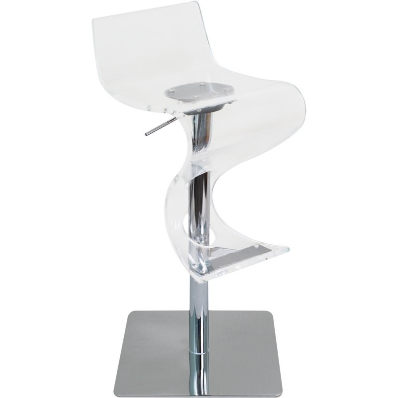 Unique Modern Acrylic Bar Stools