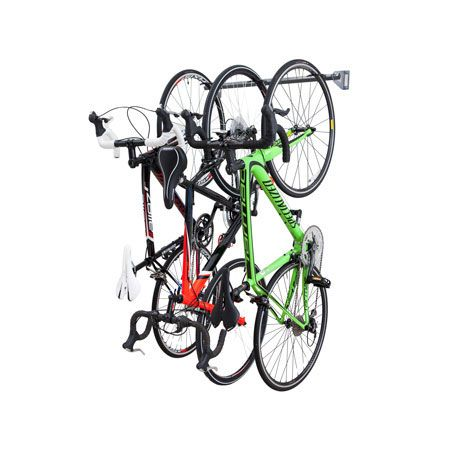 Elegant Monkey Bar Storage Bike Rack