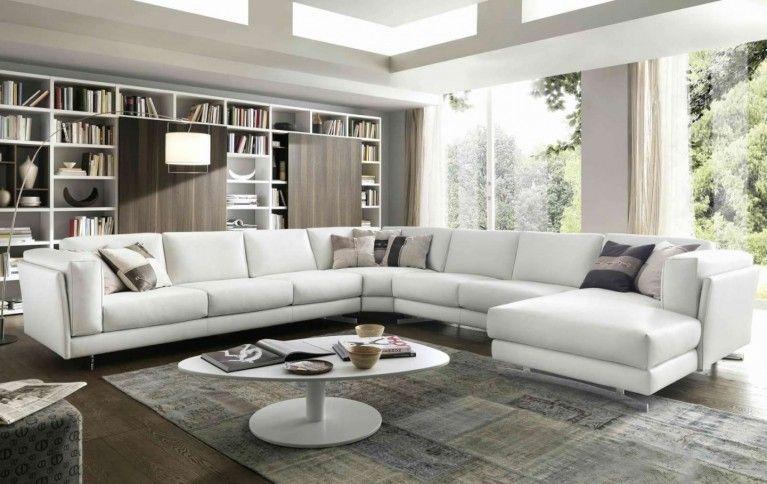 divano ad angolo - grande divano angolare chateau d'ax | interiors ... - Soggiorno Living Chateau Dax