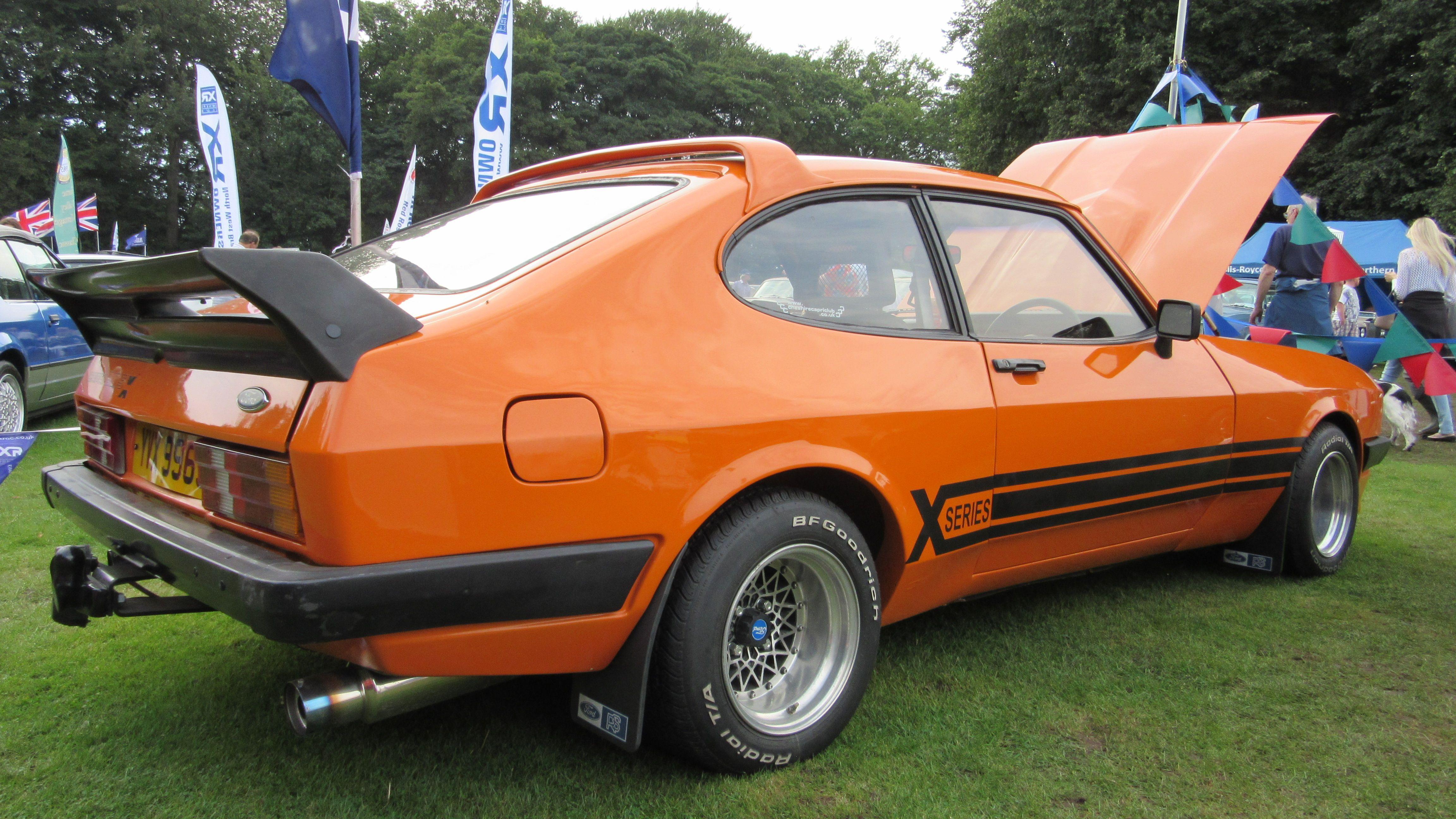 Ford Capri Mk3 X Pack