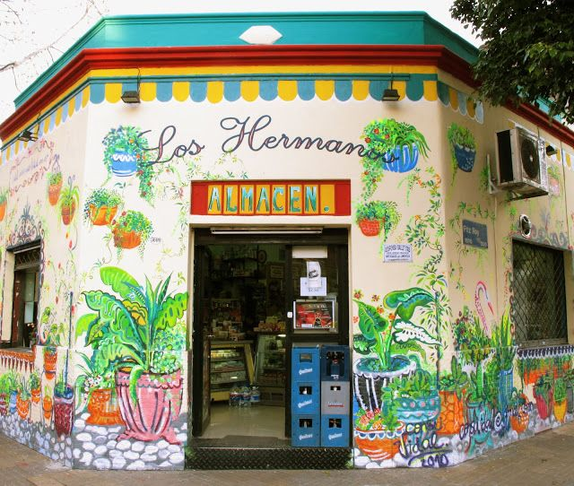 Las Vidalas Murales Murales Mural Pinturas De Pared