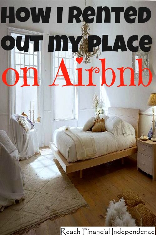 How to rent your room on airbnb