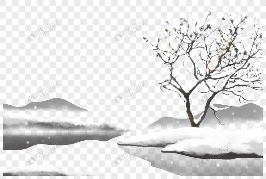 Winter Snow Snow Dead Trees Snow Snow Snow Snow Snow Snow Snow Cold Snow Cartoon Snow Ice Winter S Template Design Web App Design Vector Graphics