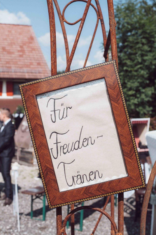 Allgäu Hochzeit im Vintage Stil von Wertvoll Fotografie