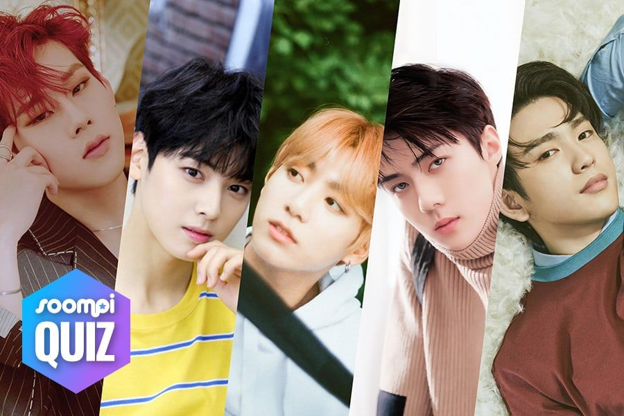 Quiz Can We Guess Your Ideal Type Based On Your K Pop Biases