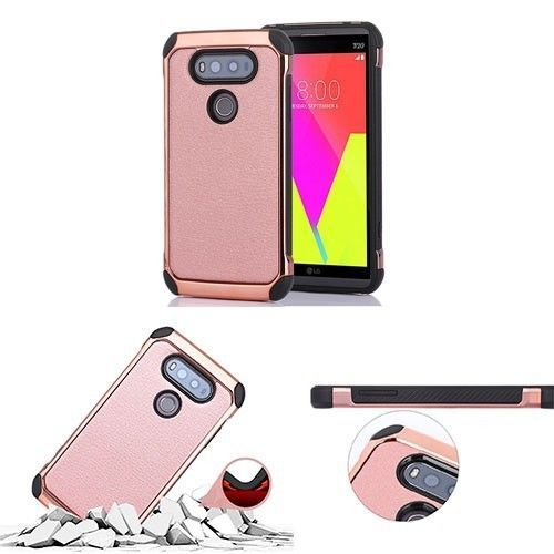 new product 3090d e0986 LG V20 Case Slim For Girls Leather Hard Hybrid Shockproof TPU Cover ...