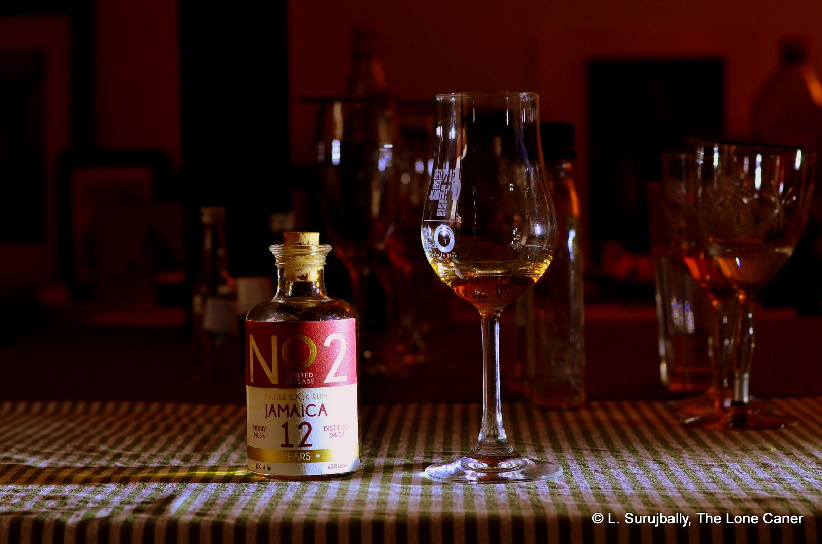 EKTE No. 2 12 Year Old Jamaican Rum Review