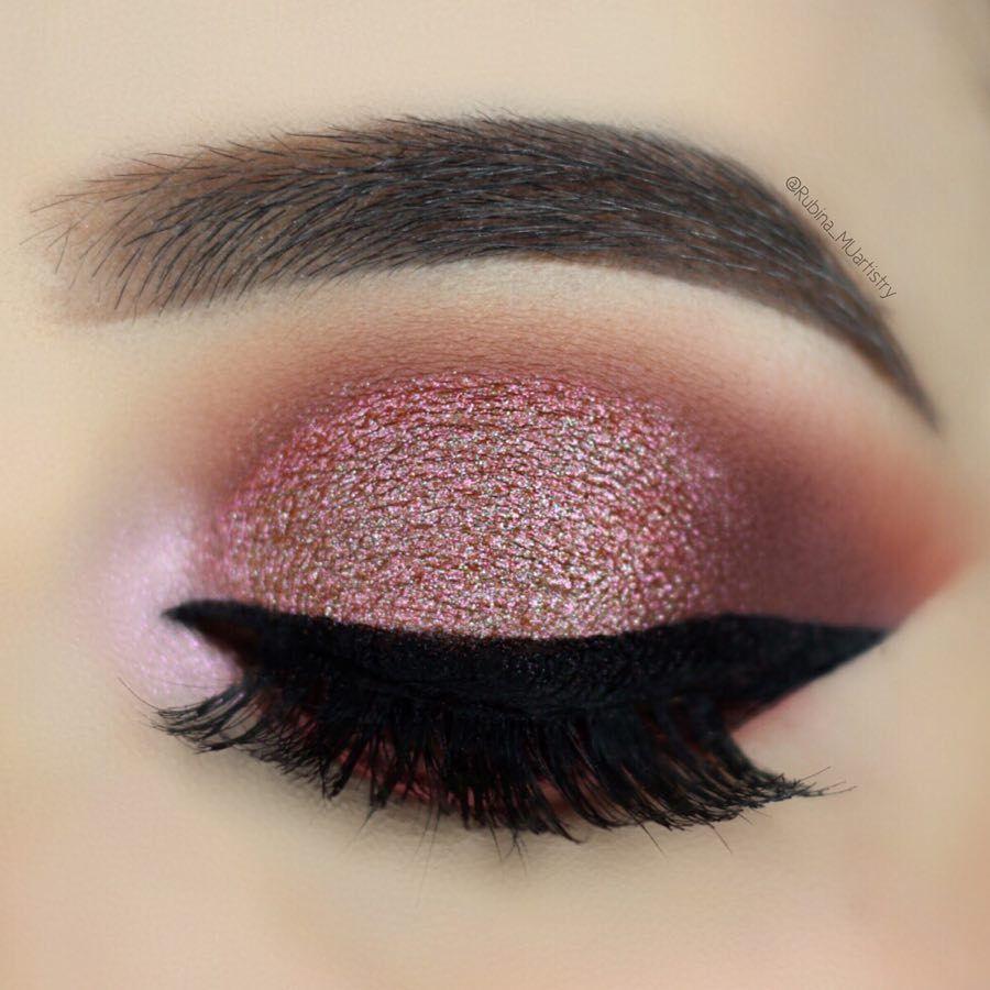 Beautiful eye makeup ideas - eyeshadow #makeup #eyemakeup