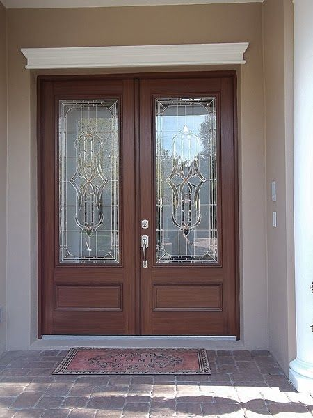 Perfect Everything I Create   Paint Garage Doors To Look Like Wood: Painting Front  Doors To