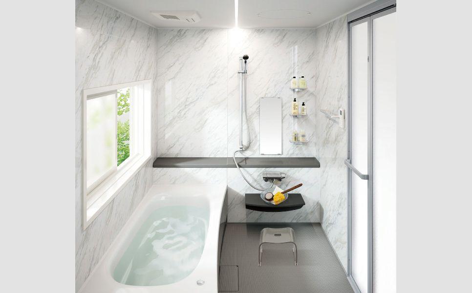 Fzプラン例写真bhf3104 バスルーム ユニットバス プラン