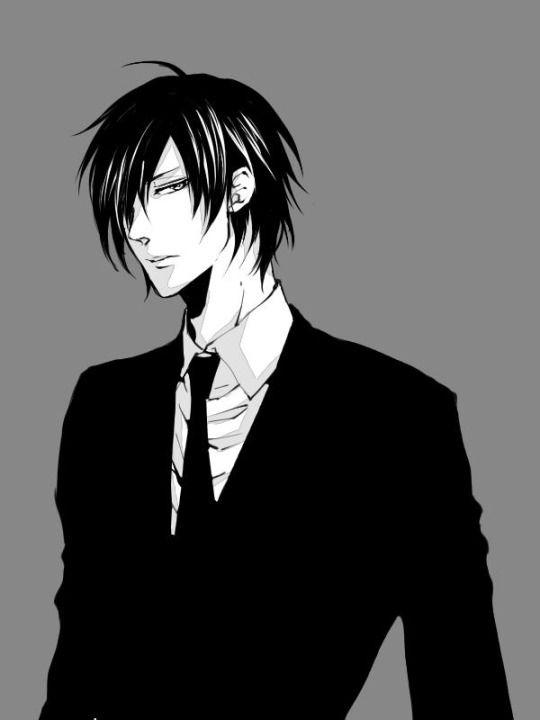 """Képtalálat a következőre: """"anime fiún smoking"""""""