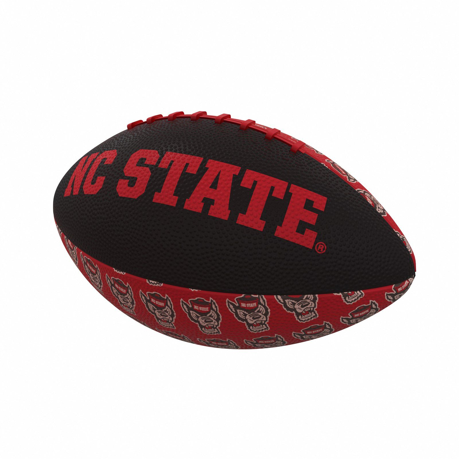 Logo Brands Ncaa Team Repeating Mini Size Rubber Football In 2019