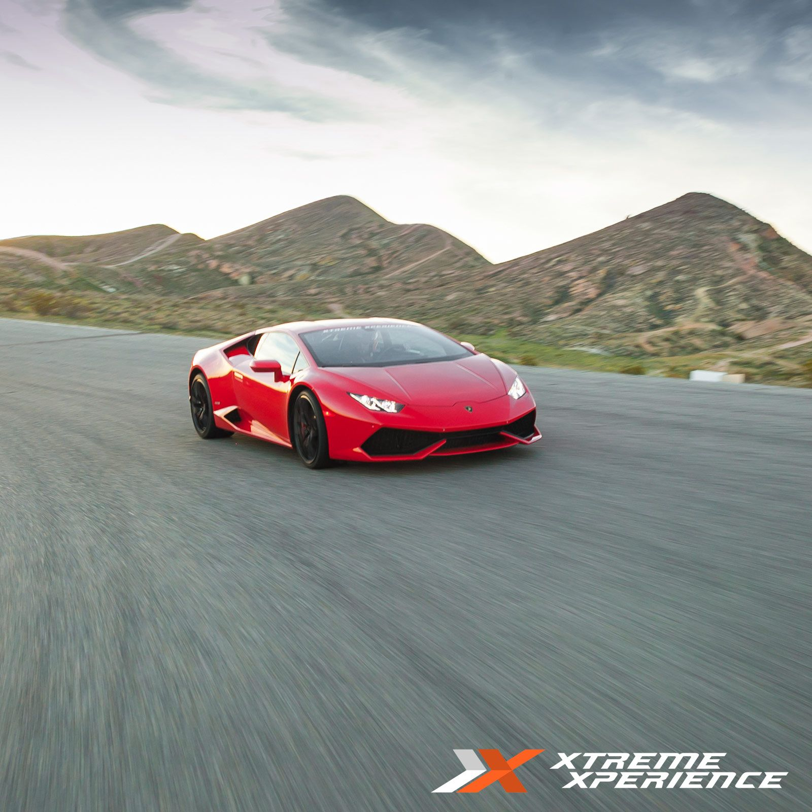 Track Day at the Streets of Willow Springs