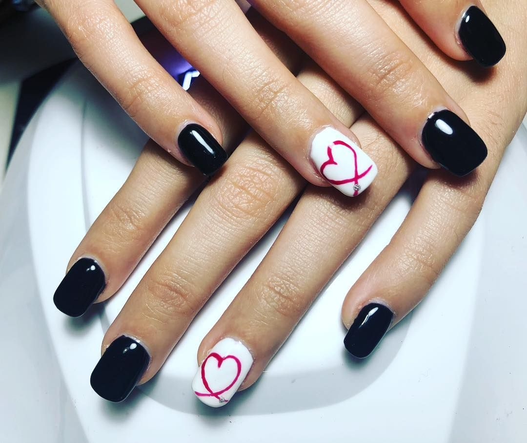 65 Happy Valentines Day Nails For Your Romantic Day In 2020