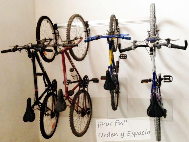 Organizando nuestras bicicletas Blog Tendencias y Decoración1