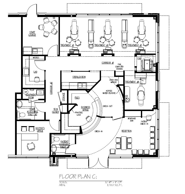 Hospital Kitchen Layout Plan: There Is Something About This Plan I Like...