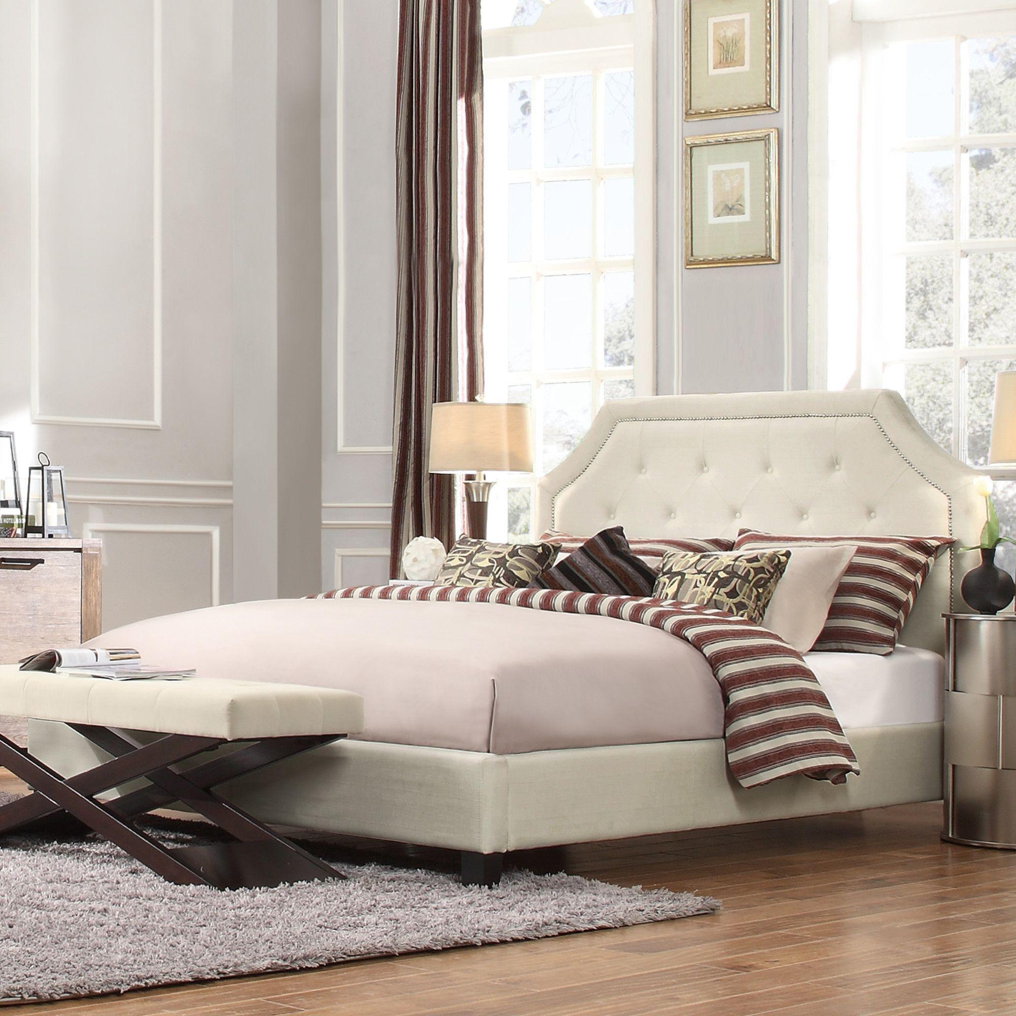Cassville Upholstered Standard Bed Furniture, Bed