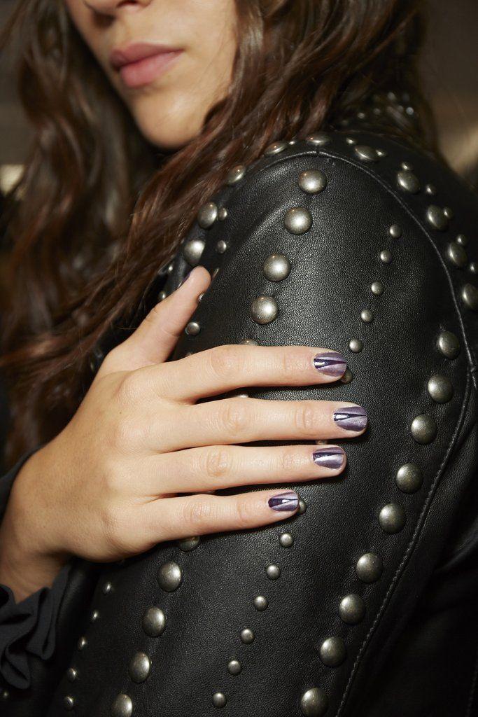 Rebecca Minkoff S/S 2018 | Nail trends