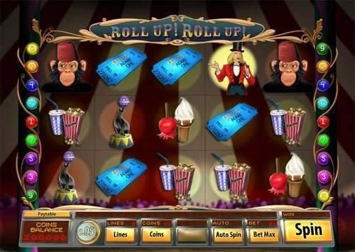 Spiele Roll Up! Roll Up! - Video Slots Online
