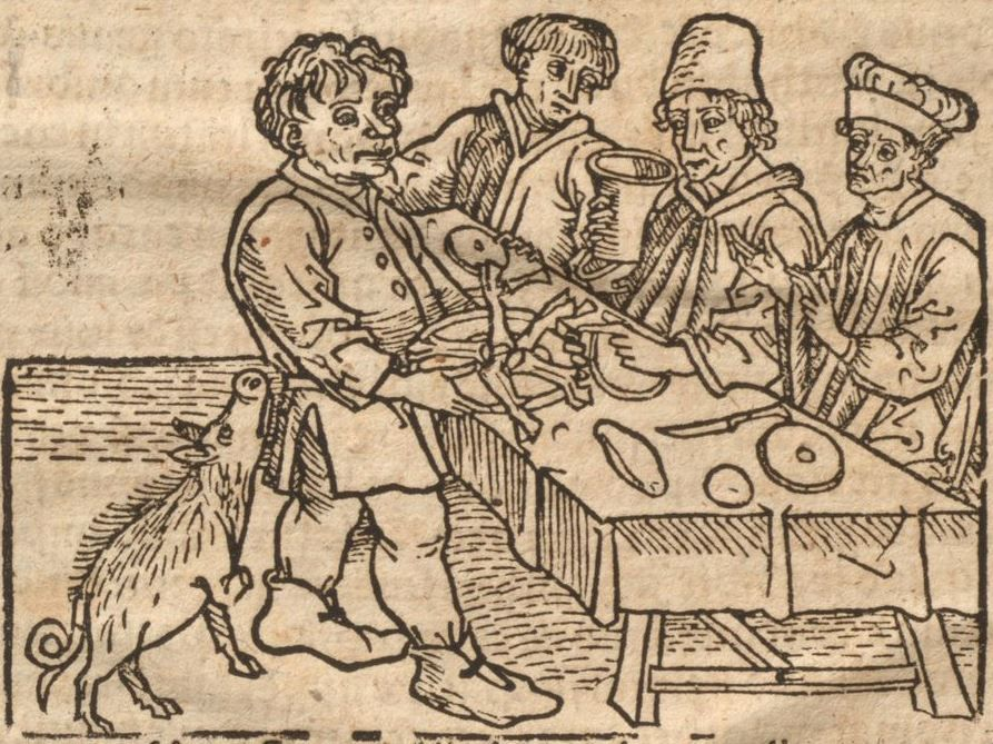 Aesopus Vita et Fabulae [Augsburg]: [Georg Stuchs], ca. 1480 Inc. 4° 83188  Folio 16