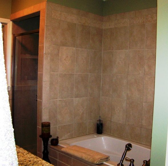 Small Bathroom Remodel + Separate Tub And Shower