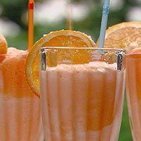 Ninja Blender Quick Orangesicle Smoothie - Make Drinks