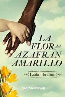 Libros en mi biblioteca: La flor del azafrán amarillo