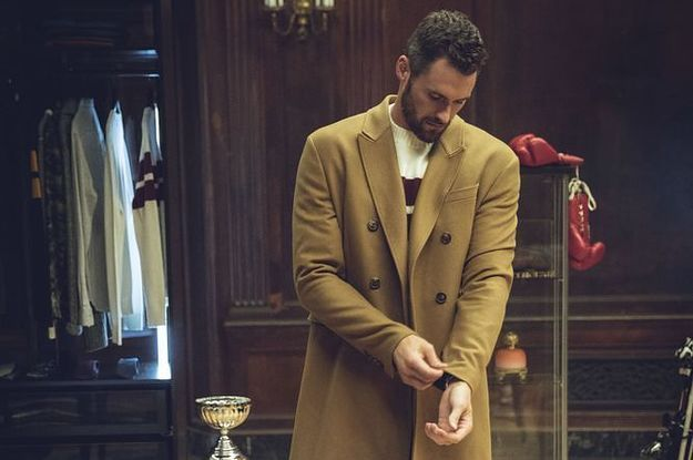 10 Pieces From Kevin Love's Banana Republic Collection ...