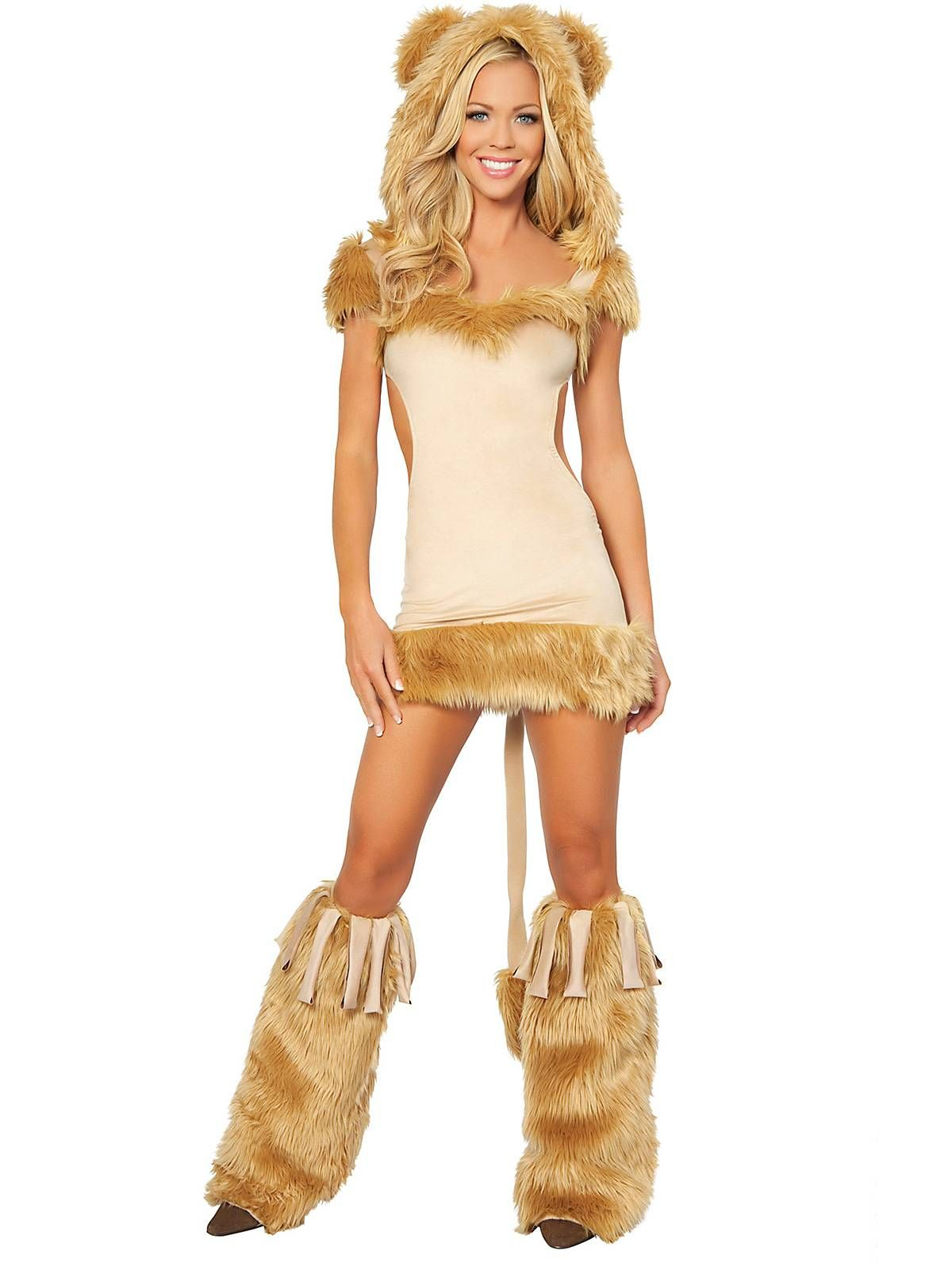 5b8d92614 Sexy Courageous Lion Costume | Sexy Wizard of Oz Costumes | Holiday ...