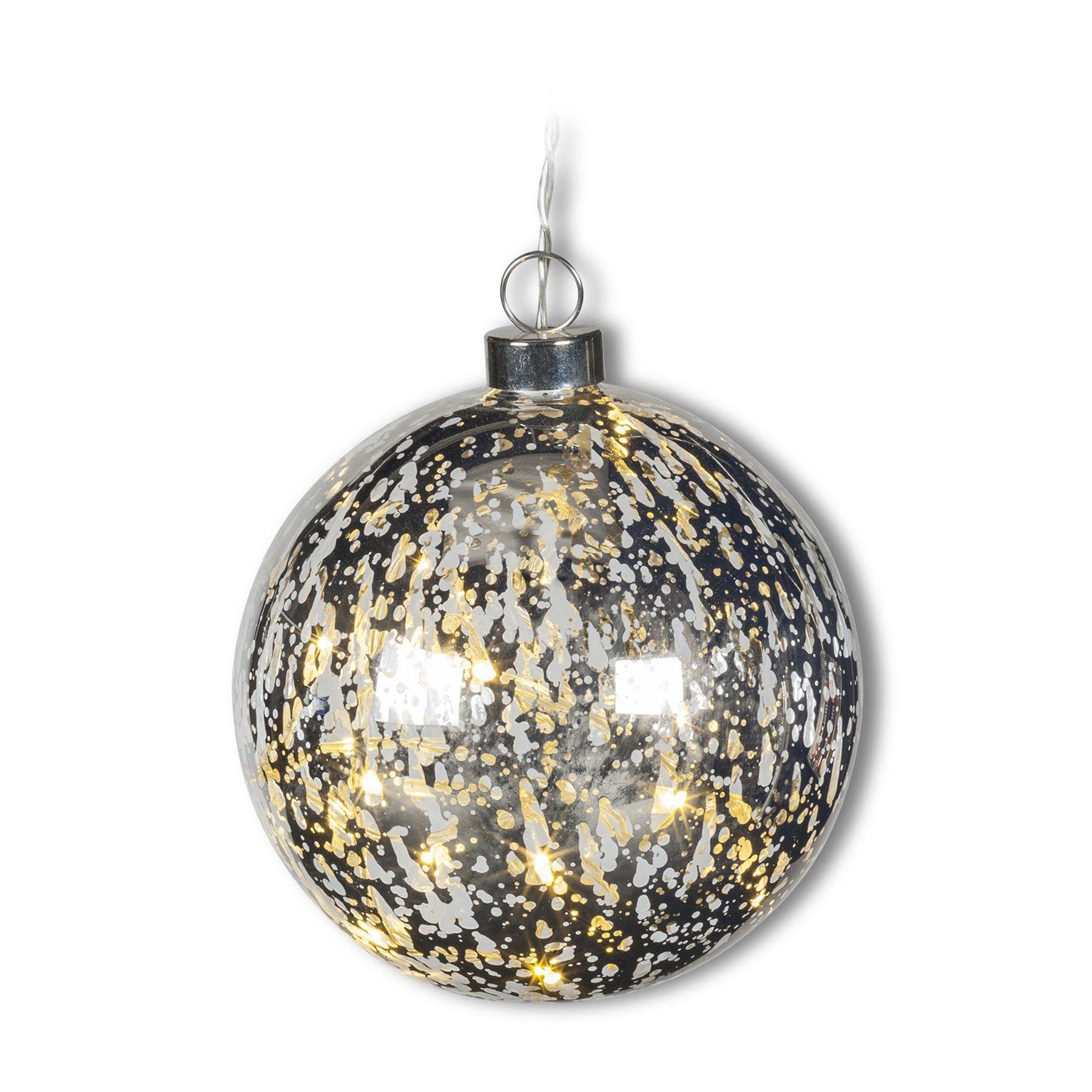 "Amazon Abbott Collection Hanging Ball Light 4 5"" Antique"