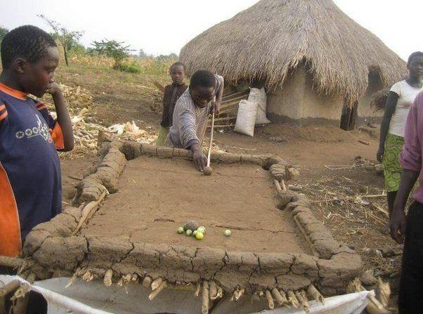 Días de la semana africanos.