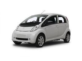 Peugot Ion hatchback green eco electric car