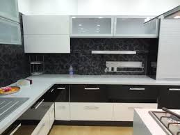 Image Result For Indian Modern Kitchen Design White Kitchen Interior White Kitchen Interior Design Kitchen Modular