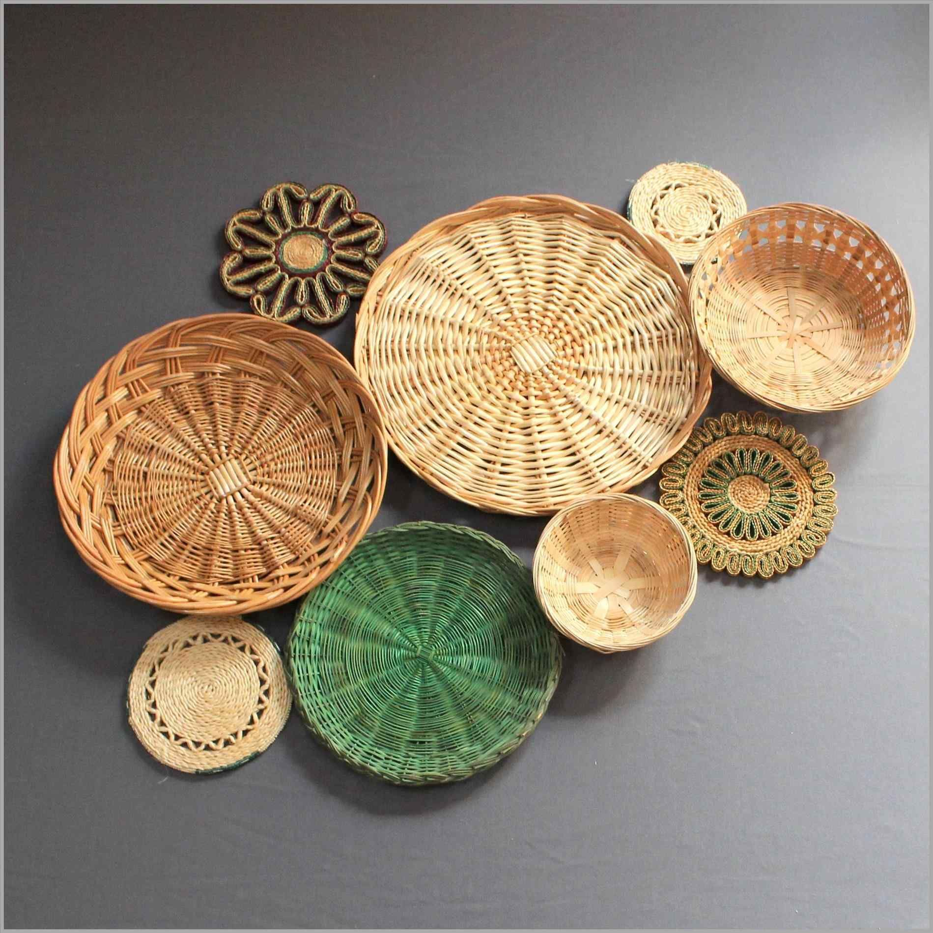 Decorative Baskets To Hang On Wall | Design | Pinterest | Decorative ...
