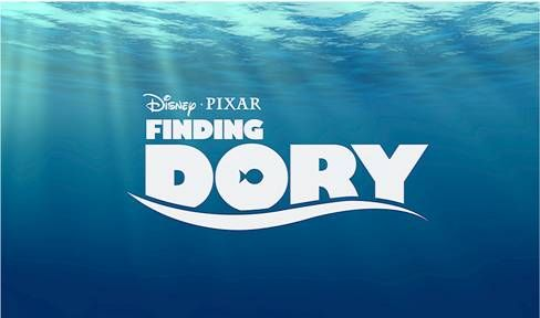 Hah yes! Finding Dory in 2015 starring Ellen Degenerous! You know you are excited about it!! #FindingDory #Disney #Pixar