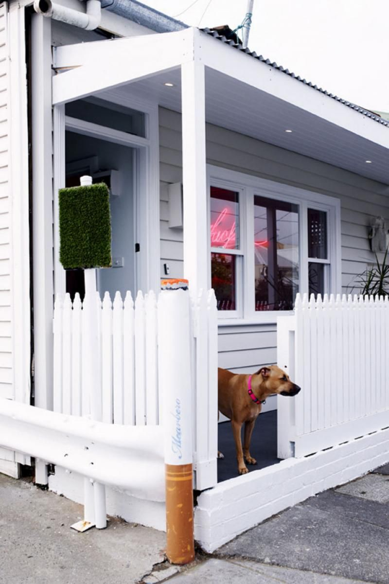 10 ways to get a creative home | Porch railings, Astroturf and ...
