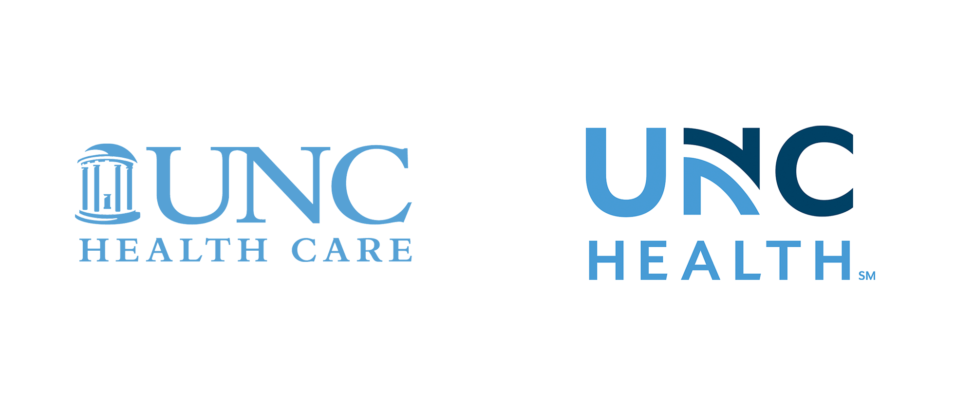 Brand New: New Logo for UNC Health by Monigle In Ấn Anpic ...