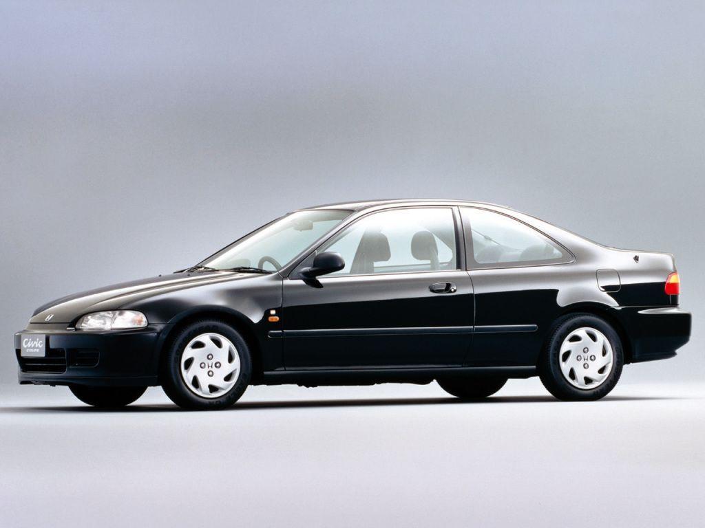 Honda Civic Coupe Ej1 1993 95 Honda Civic Coupe Civic Coupe Honda Civic