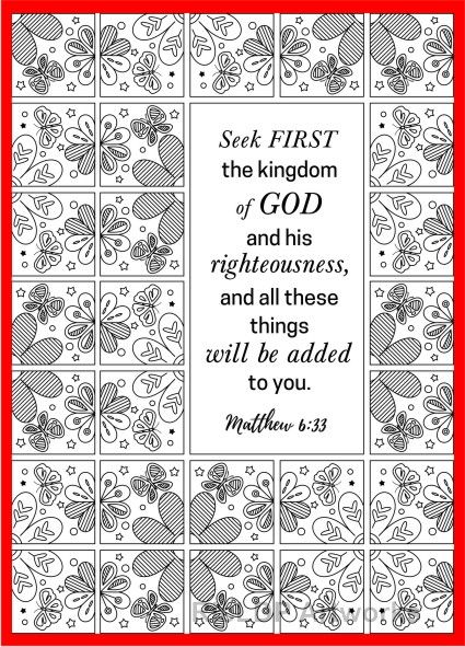 A Set Of 12 Bible Verse Coloring Pages Bibleverse Coloringpages Scripture