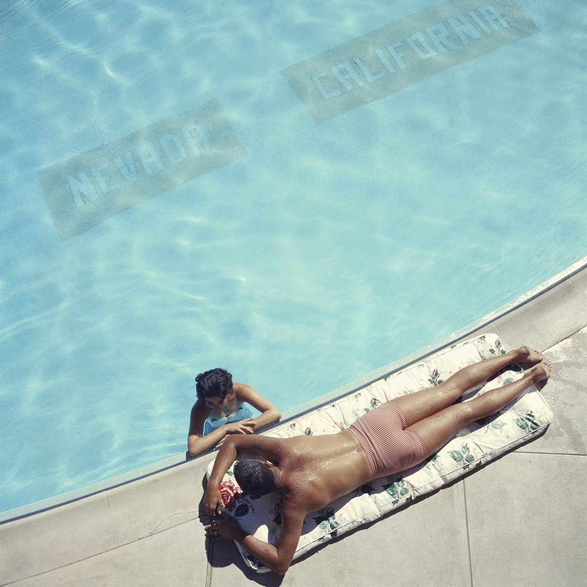 Fashion Week, Jet Set and Slim Aarons' Photographies. | Fashion and Photographers