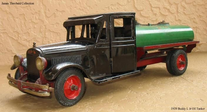 Truck Prices Buddy L Toys Vintage