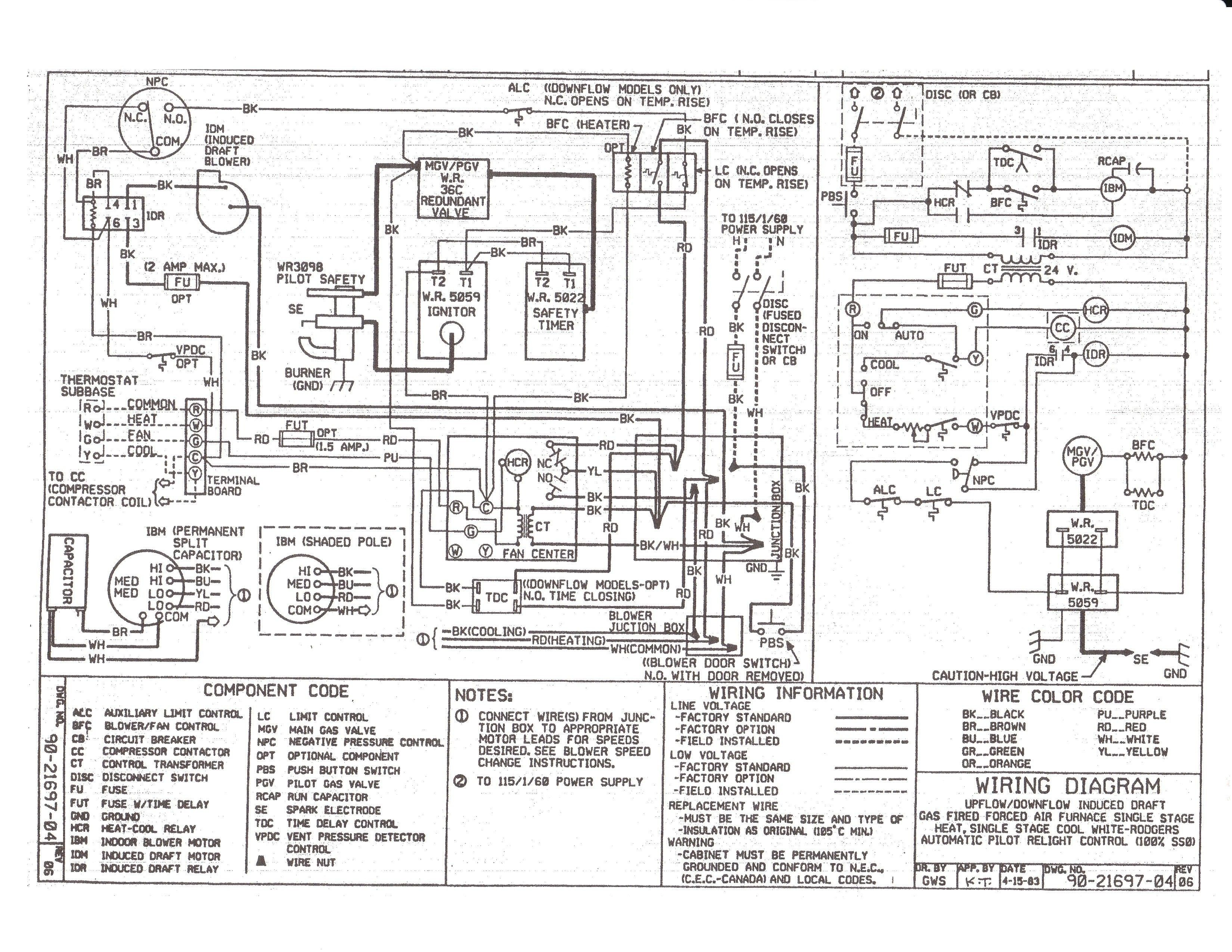 New Wiring Diagram For An Electric Furnace Electrical Wiring Diagram Electric Furnace Thermostat Wiring