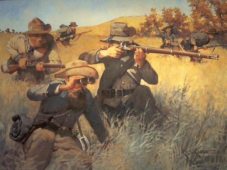 1st Battalion Sharpshooters