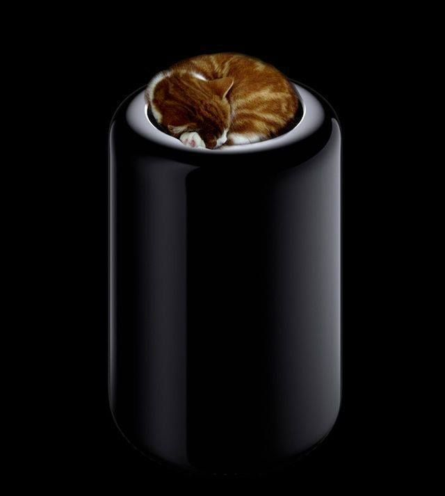 This Mac Pro Hackintosh Was Made From An Actual Trash Can [Gallery ...