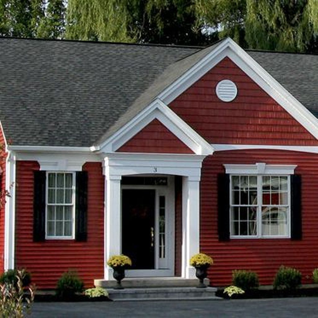 40 Best Exterior House For Image Summer House Paint Exterior Red Houses House Exterior