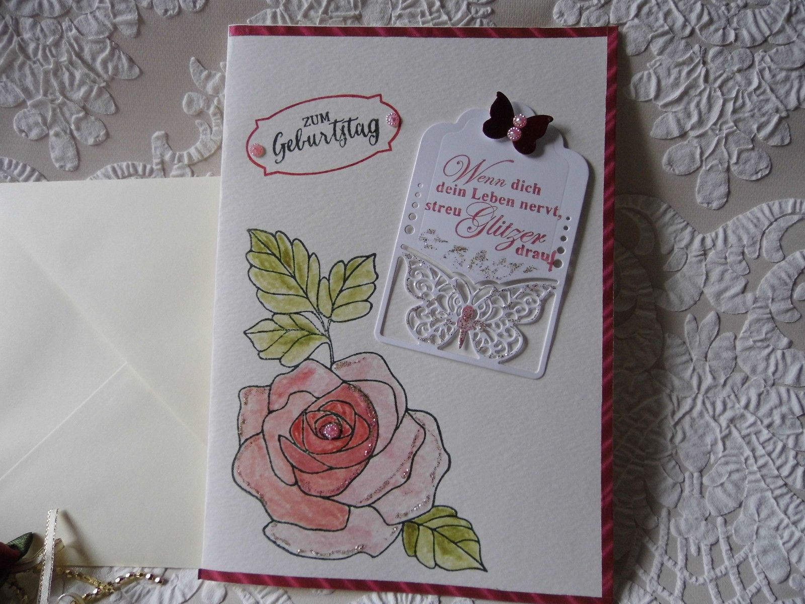Handabeit 3D-Grusskarte A5 °Handy /& Ipad° Geburtstag Männerkarte