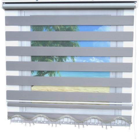 Silahome Duorollo24 Doppelrollo Fenster Klemmfix Und