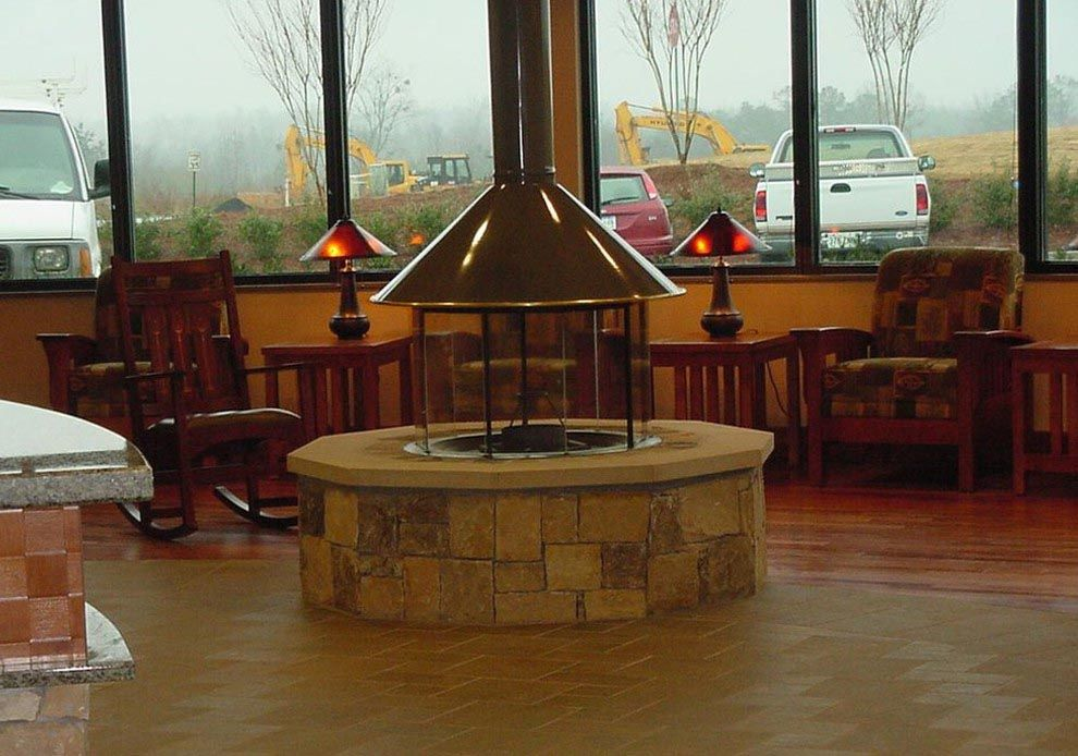 Found On Bing From Bestfirepitideas Com Fire Pit Chimney Outdoor Fire Pit Table Indoor Fire Pit